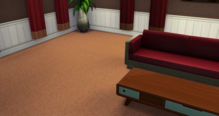 Soft Shag Carpet
