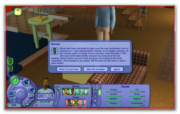 How to create a custom career for The Sims 2