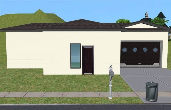 Adding Doors and windows to a split level