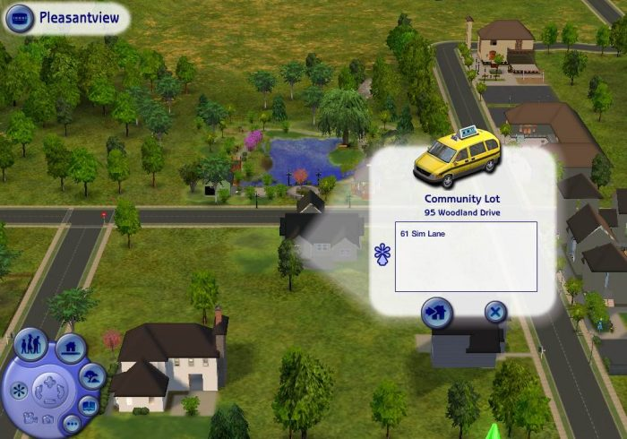 Change lot zoning for Sims 2 base game lots