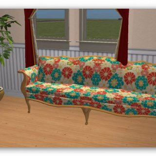 Sims 2 - Recolouring Using A Seamless Image