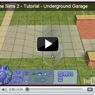 The Sims 2 - Tutorial - Underground Garage