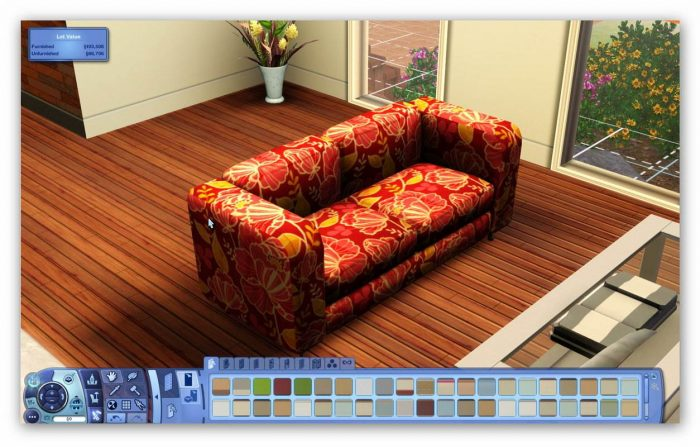 Create Custom Patterns For Sims 3