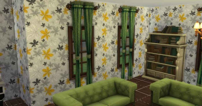 Sims 4 - Creating custom walls, floors, ground covers & roof and foundation patterns