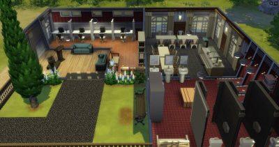 Creating Sims 4 University Lots Tutorial