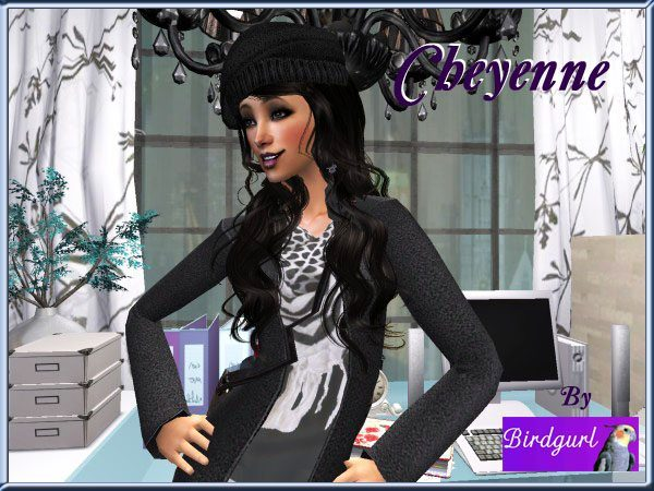 Birdgurl's Sims 2 Creations [Aug 23, 2012]