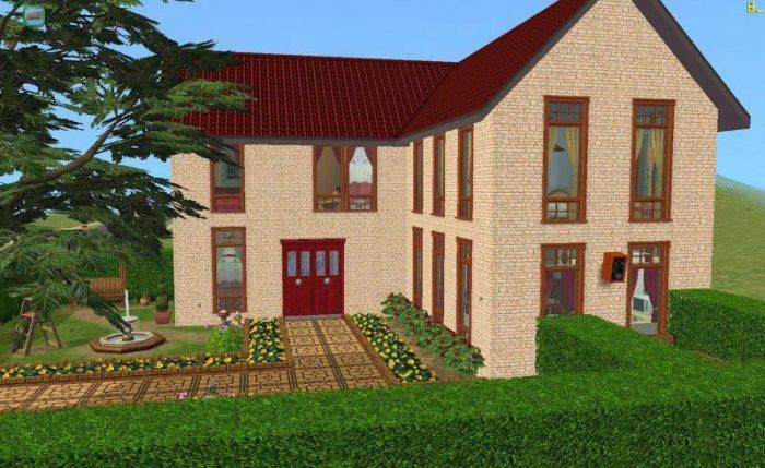 Red Roof Villa - No  CC