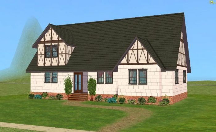 Tudor Cottage – No CC