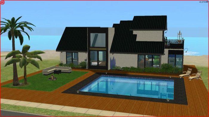 Modern Beachhouse