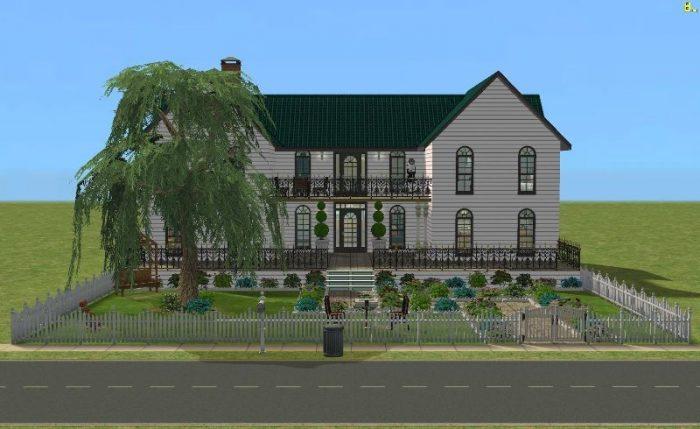 Hilltop Manor - No CC