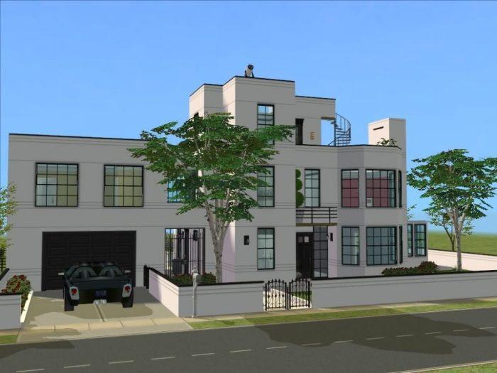 The Brixham – a 4 bedroom Art Deco home