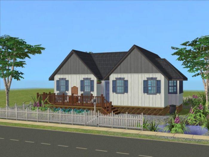 The Blue Beach House
