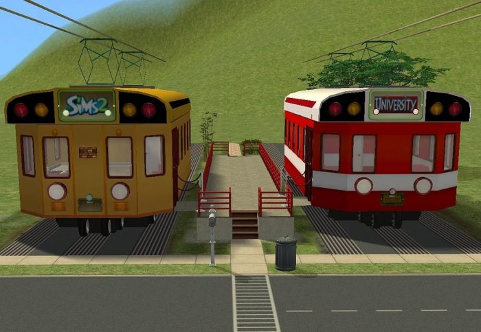 Tram House