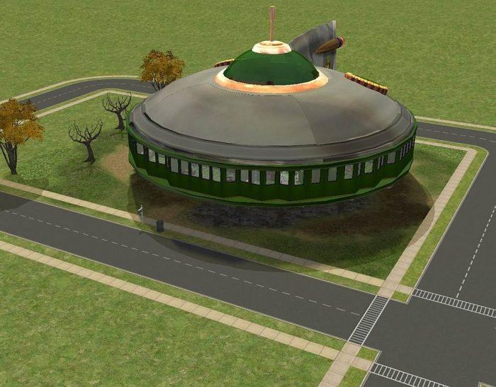 Fantasy Lot - UFO