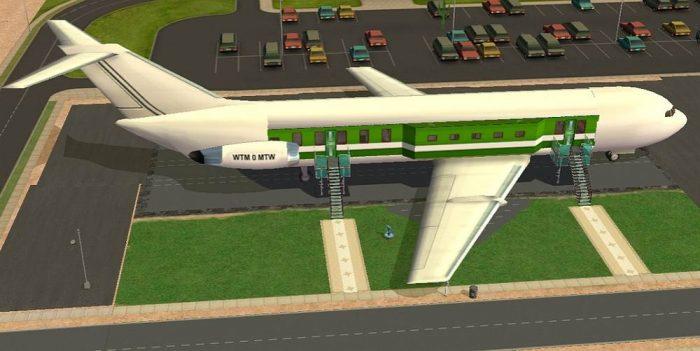 Fantasy Lot - Airplane