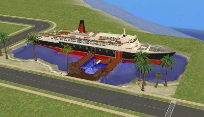 Fantasy Lot - Cruise Ship