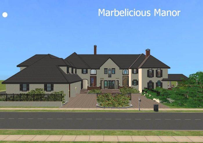 Marbelicious Manor