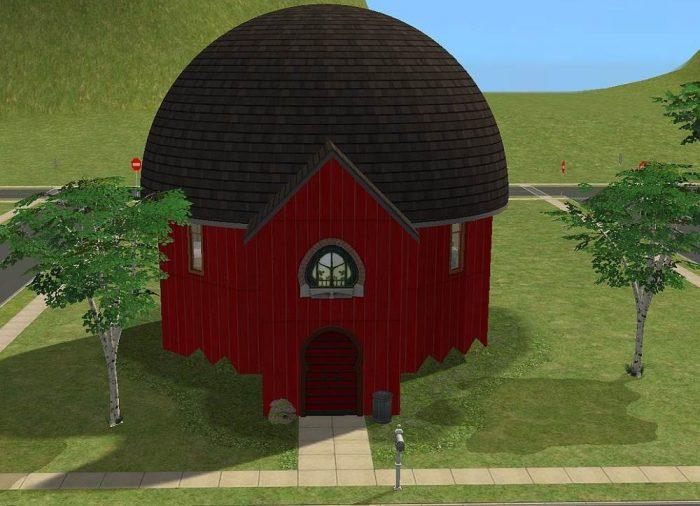 Fantasy Start House - Almost Round