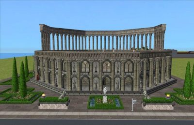Ancient Rome, Colosseum