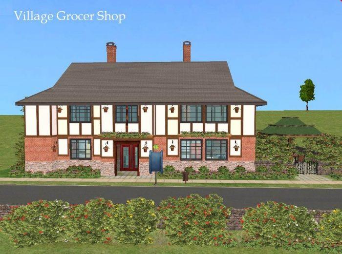 Village Grocer Shop