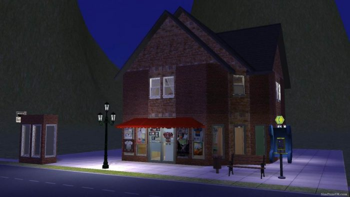 Corner Shop With Upstairs Flat