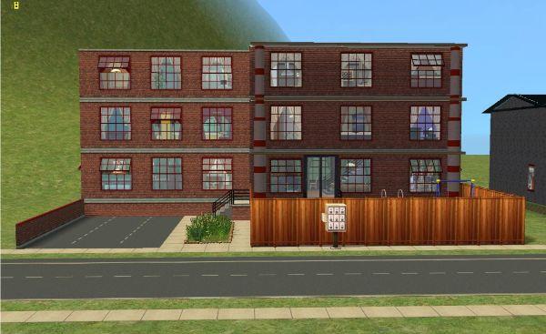 Office Block Apartments