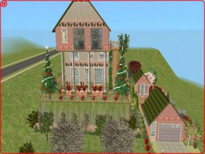 Poinsetta Mansion