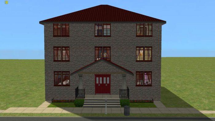 Stately Dorms - No CC