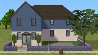 The Blue House - No CC