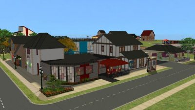 Town Centre - No CC