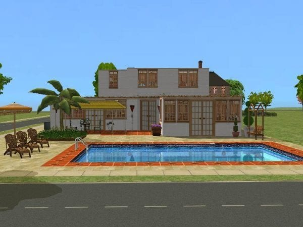 Spanish Villa - No CC