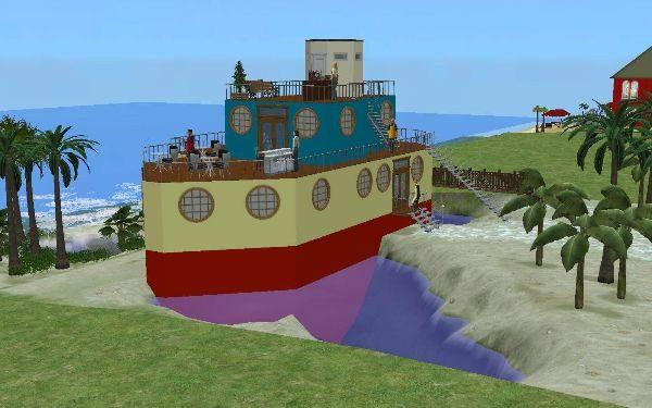 Ship Ahoy! No CC.