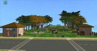 The Beach Hut Community Lot