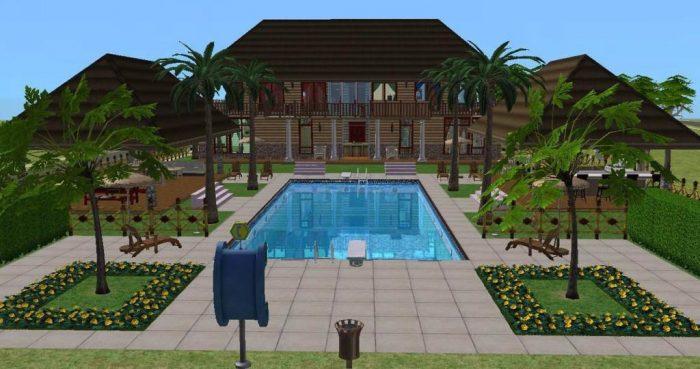 Tiki Sunrise Hotel