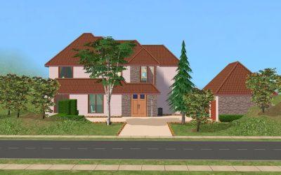 Marlow House - Base Game, No CC