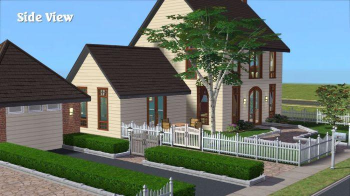 Avery Cottage - Base Game, No CC
