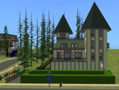 Gothica Island Hotel