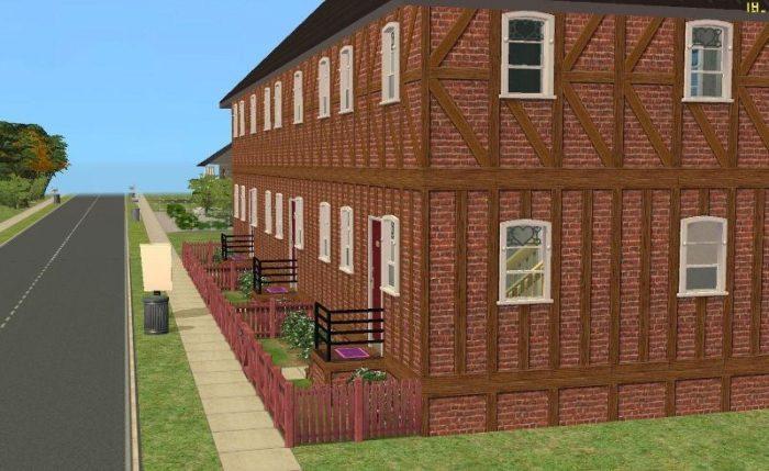 Budget Terraces - No CC