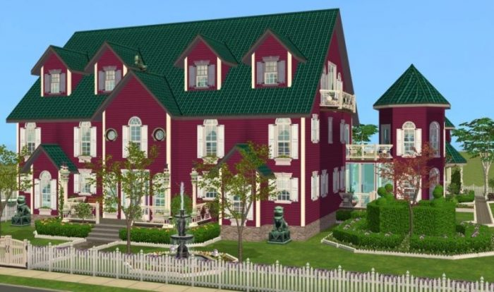 Green Hills Mansion - No CC!