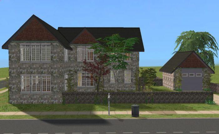 Eagle Manor - Old, Deserted House