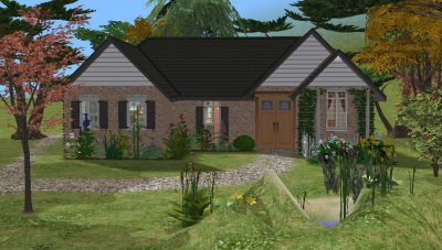 Home Ranch - Base Game Lot