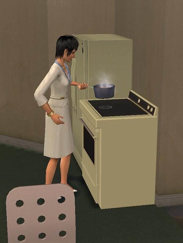 Cheap Stove - One burner
