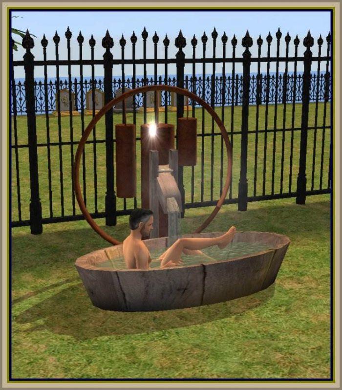 Bath wild