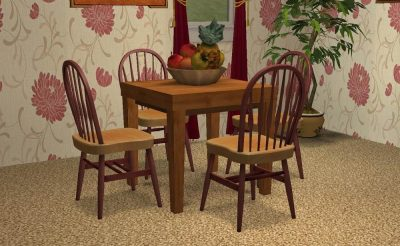 Basic Dining Table