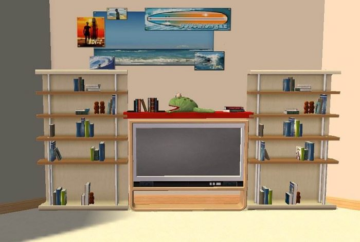Bookcase Surfer Add-on