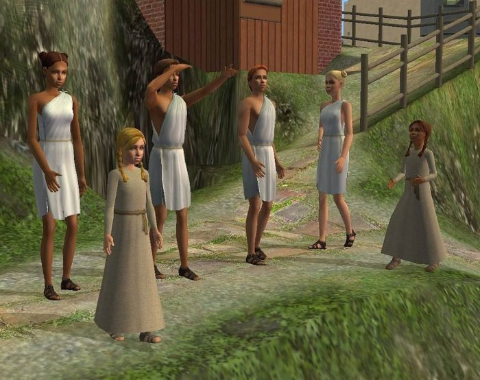 Roman Kids