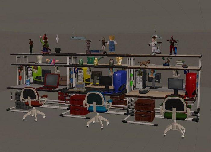 Workstations - Hybrid Desk