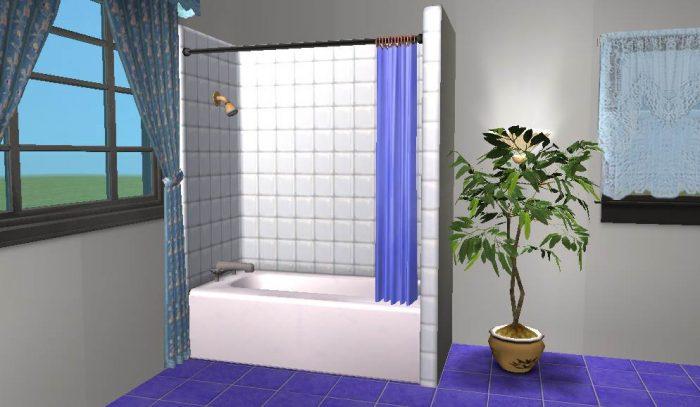 AquaPlus Shower Stall Re-colour
