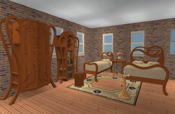 EA Art Nouveaulicious Set