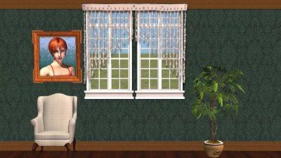 Transparent Curtain - Recolours